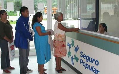 Despareció El Seguro Popular El Heraldo De Juárez