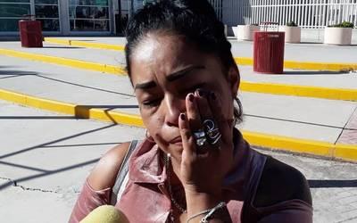 Exige justicia para su hija que falleció en choque de tren